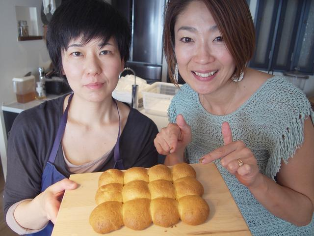 画像8: いろんな味のスイーツちぎりパン