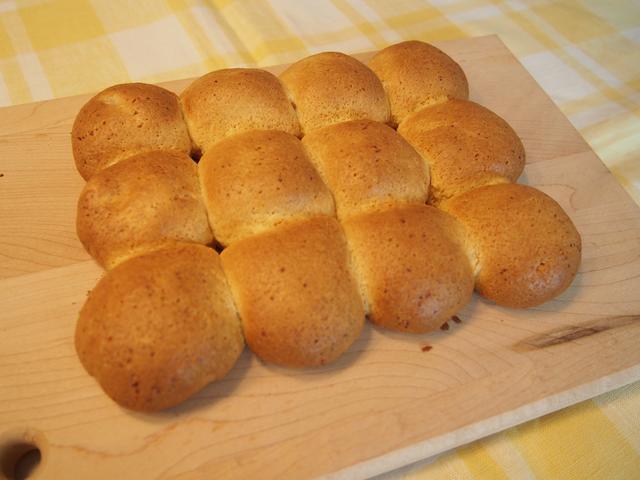 画像6: いろんな味のスイーツちぎりパン