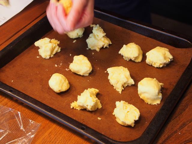 画像4: いろんな味のスイーツちぎりパン