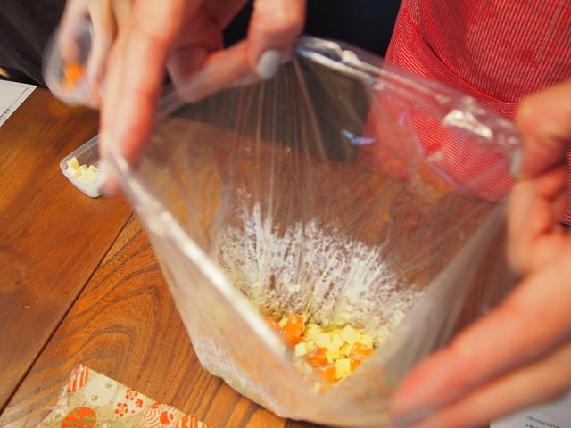 画像3: 柚子胡椒チーズのアボカドタルタル