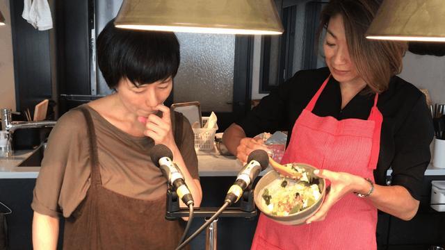 画像6: サバと長いもとチーズの丼