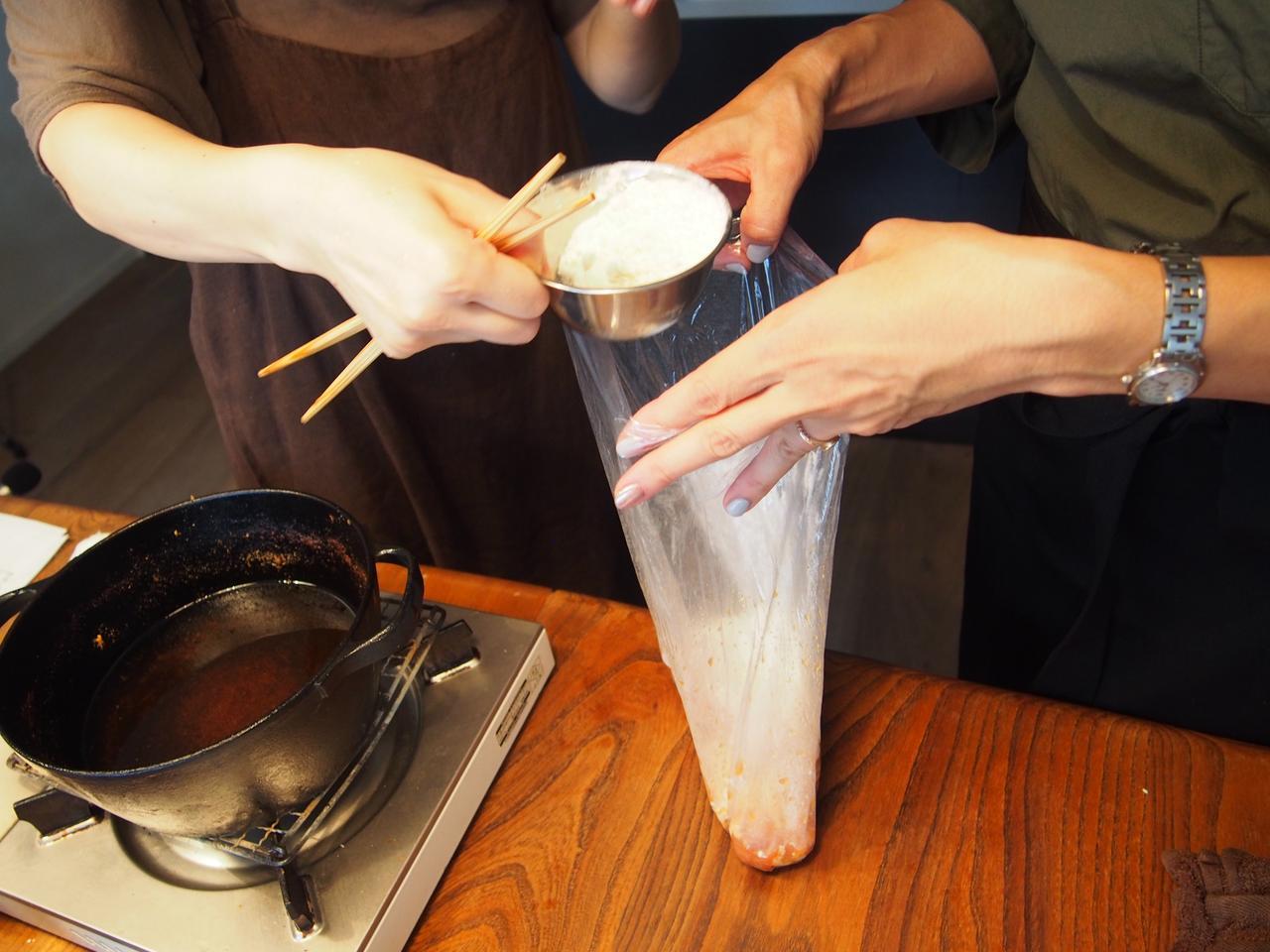 画像5: 鶏のから揚げ チーズと柚子胡椒マヨネーズ絡め