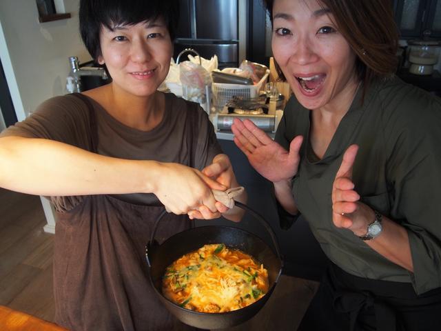 画像8: 韓国風肉団子のスープ煮 チーズ乗せ