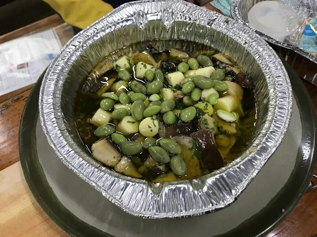 画像5: 椎茸とチーズのアヒージョ