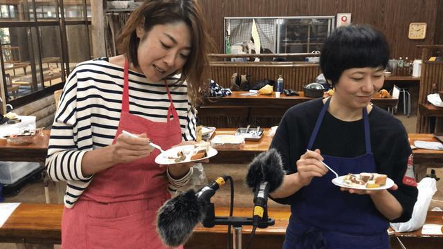 画像5: サツマイモと椎茸のチーズフォンデュ