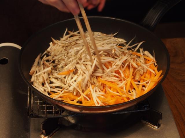 画像2: 山椒きんぴらチーズ
