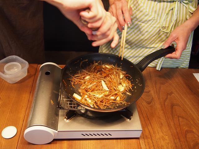 画像4: 山椒きんぴらチーズ