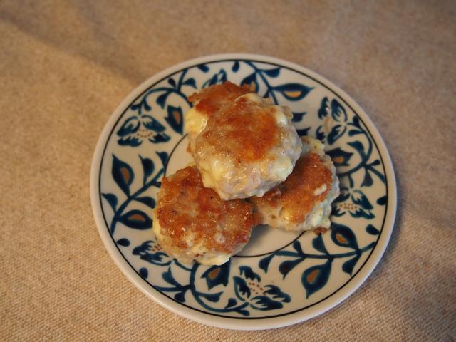 画像7: 山椒風味のチーズつくね