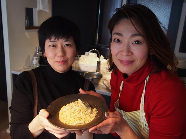 画像8: 山椒ペペロンチーノのチーズかけ