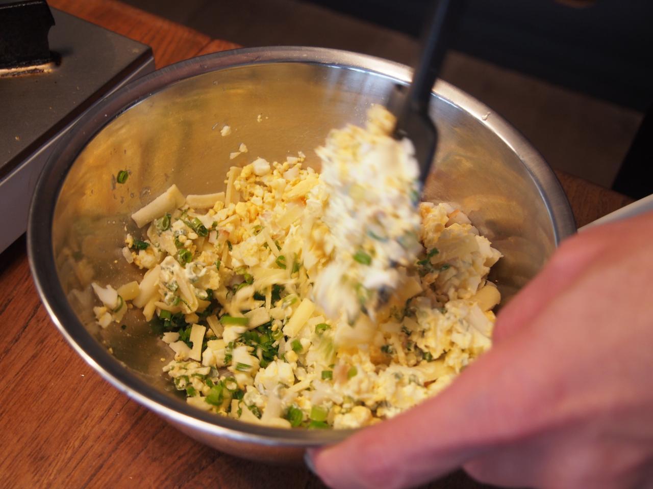 画像3: ホットチーズタルタルソースディップ