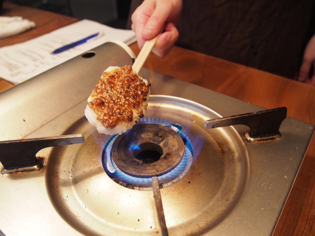 画像8: チーズ五平餅
