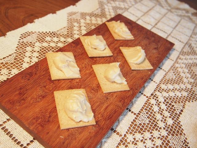 画像5: 焦し醤油のチーズクリームデザート