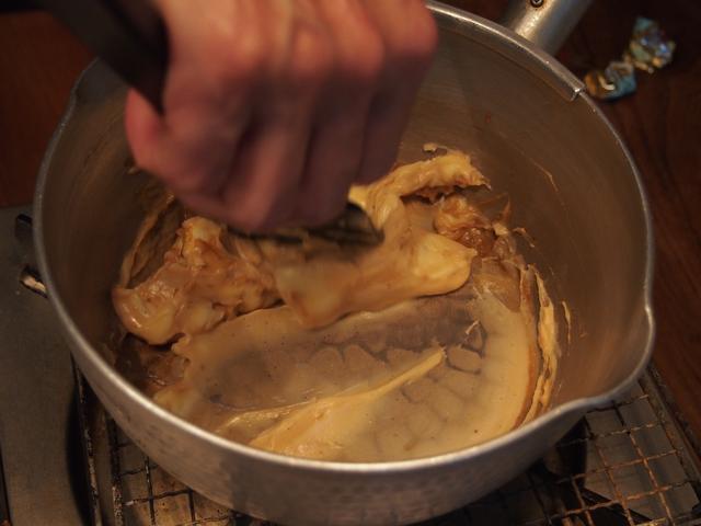 画像4: 焦し醤油のチーズクリームデザート