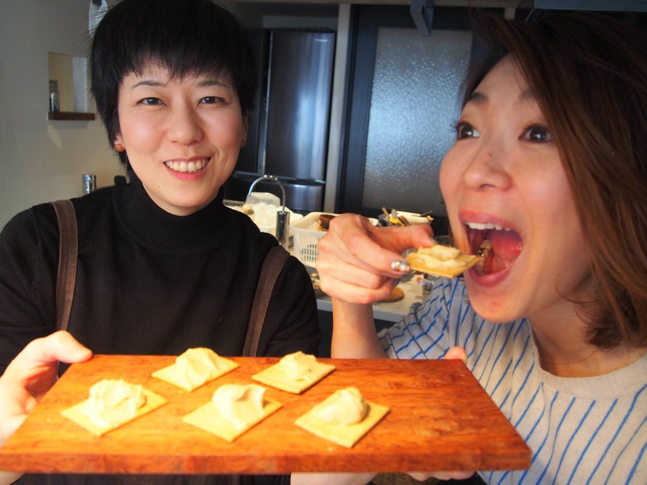 画像7: 焦し醤油のチーズクリームデザート