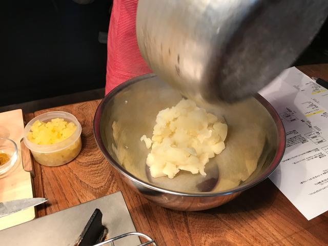 画像3: チーズ入りカレーポテトサラダ