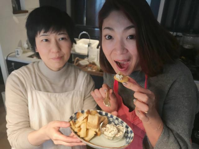 画像5: 奈良漬けクリームチーズディップ