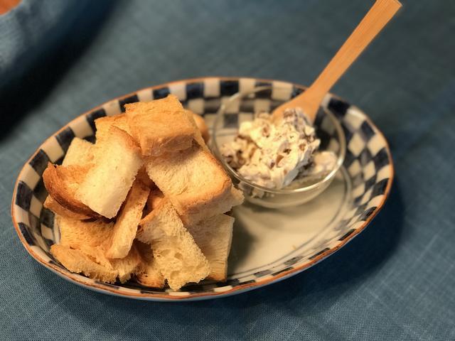 画像3: 奈良漬けクリームチーズディップ