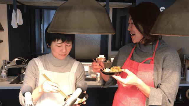 画像8: 厚揚げ豆腐のチキン南蛮風チーズタルタルかけ