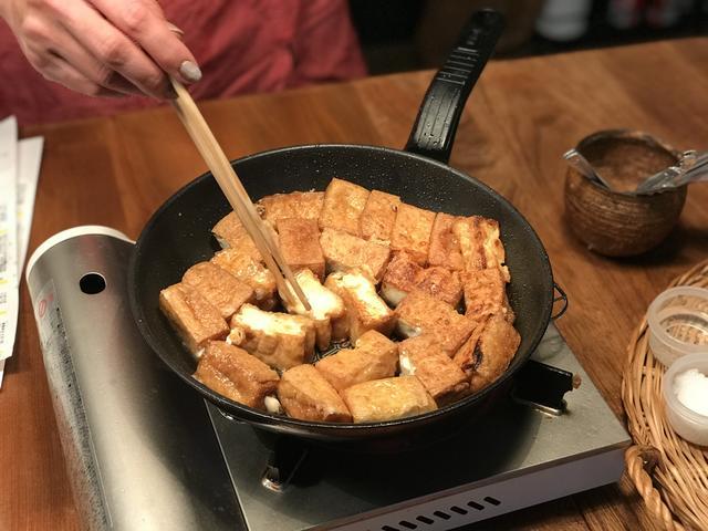 画像3: 厚揚げ豆腐のチキン南蛮風チーズタルタルかけ