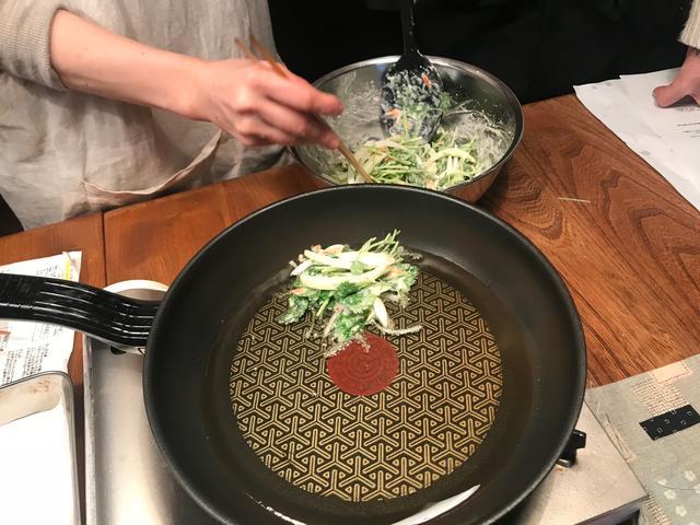 画像3: チーズのかき揚げ抹茶塩添え