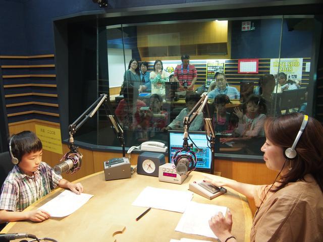 画像2: Kid'sDJ体験&FM OH!スタジオ見学をしよう!
