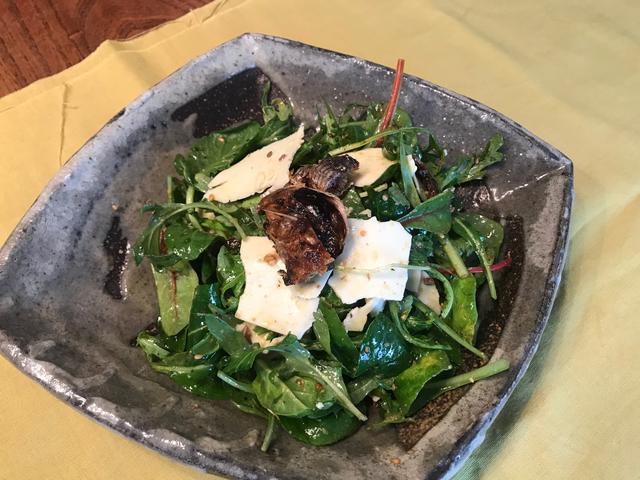 画像5: 鯵のぱりぱり揚げサラダ