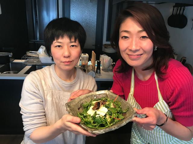 画像6: 鯵のぱりぱり揚げサラダ