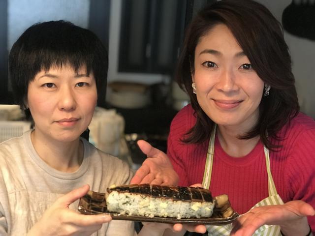 画像8: サバのみりん干し焼きの チーズ入り棒寿司