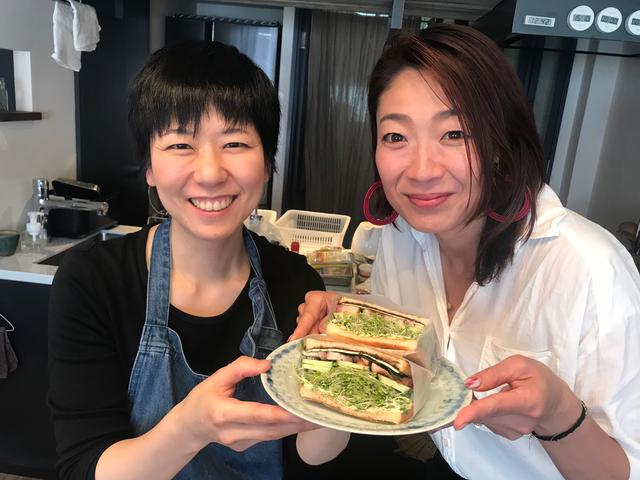 画像7: 焼き豚サンドイッチ