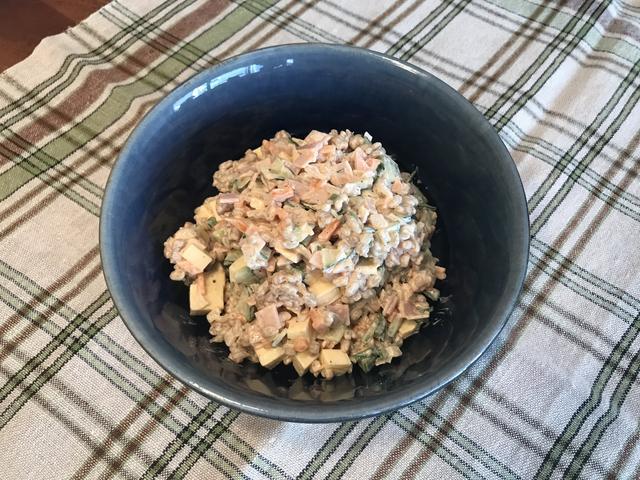 画像5: もち麦のサラダ
