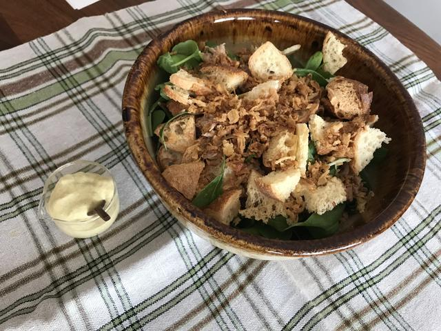 画像5: カリカリチーズカレートスサラダ