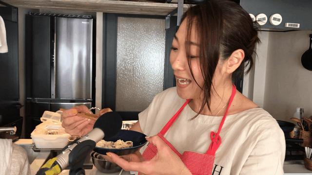 画像8: チーズの豚バラ巻き 柚子ソース和え