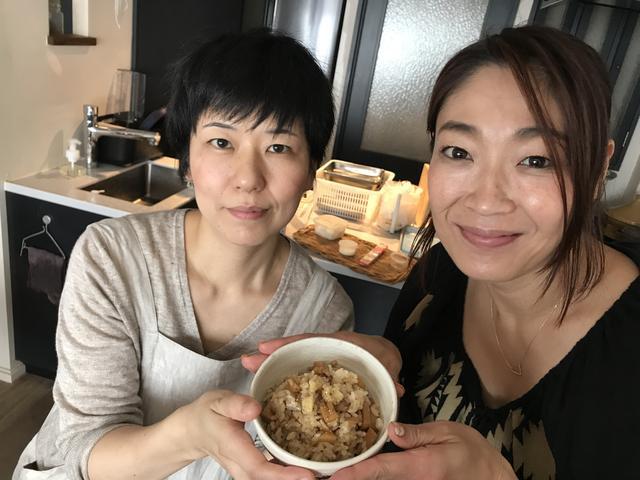 画像7: タケノコとチーズの混ぜご飯