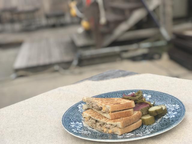 画像5: ツナメルトサンドイッチ