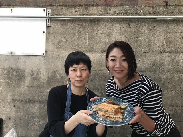 画像7: ツナメルトサンドイッチ