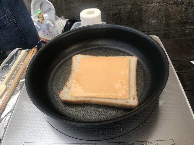 画像4: ツナメルトサンドイッチ