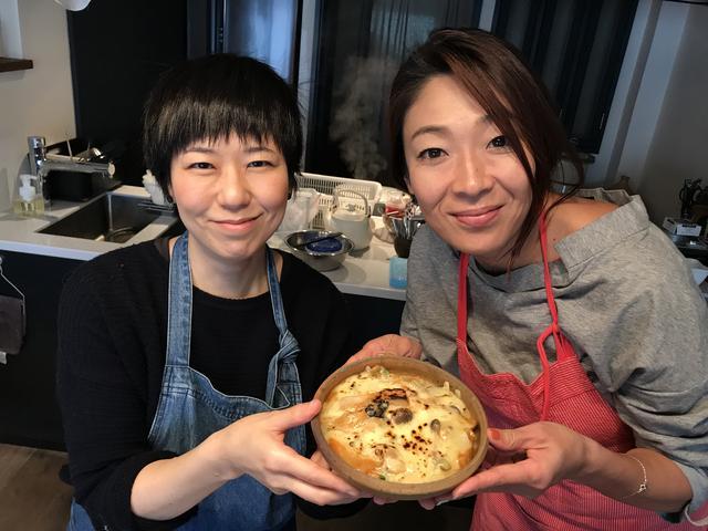 画像9: 韓国風もちチーズグラタン