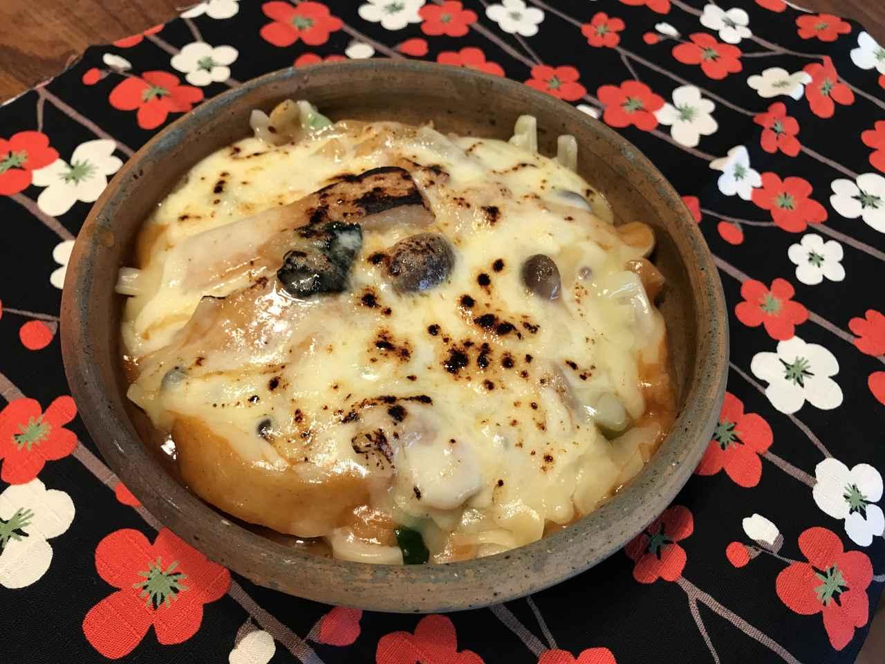 画像7: 韓国風もちチーズグラタン