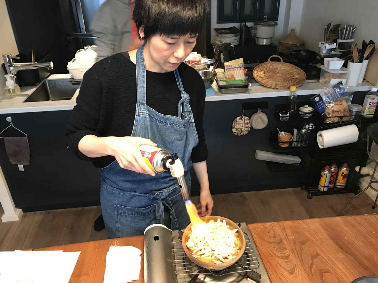画像6: 韓国風もちチーズグラタン