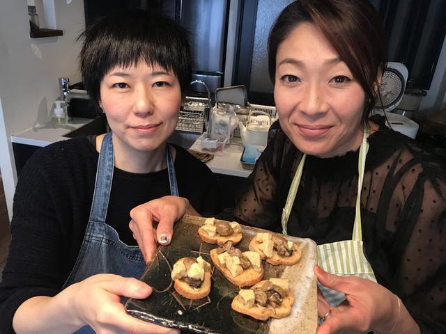 画像5: 牡蠣スモークとチーズのおつまみ