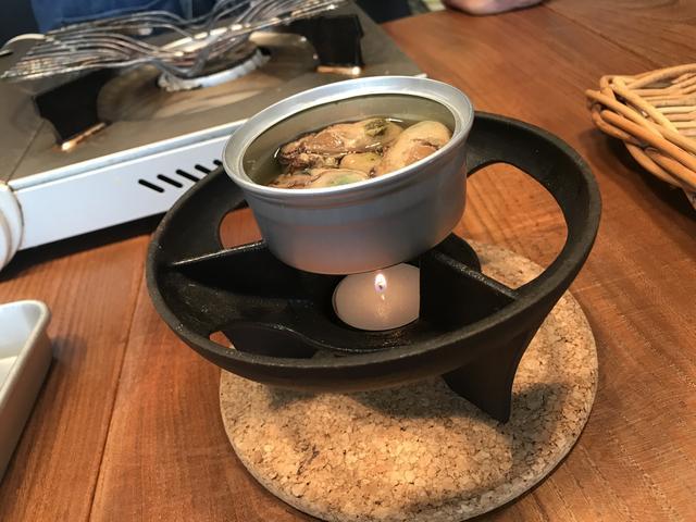 画像2: 牡蠣スモークとチーズのおつまみ