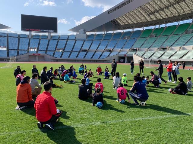 画像4: 親子で楽しむセレッソ大阪スペシャルサッカー教室