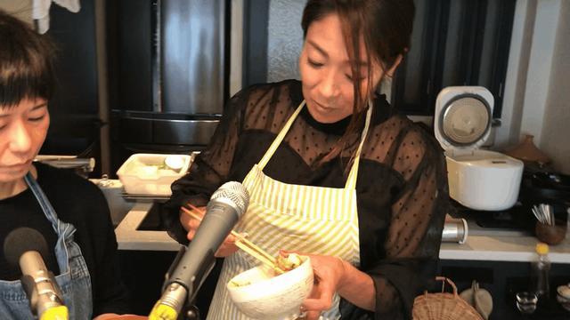 画像3: 鯨の炊き込みご飯チーズ混ぜ