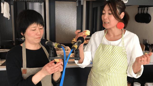 画像5: カップケーキの生姜とバニラのチーズクリームのせ