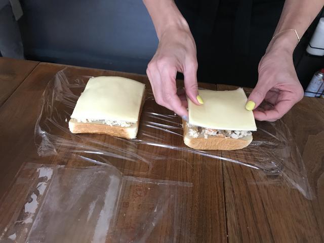 画像3: 卯の花チーズトースト