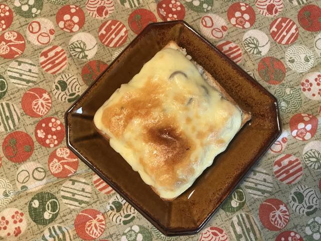 画像4: 卯の花チーズトースト