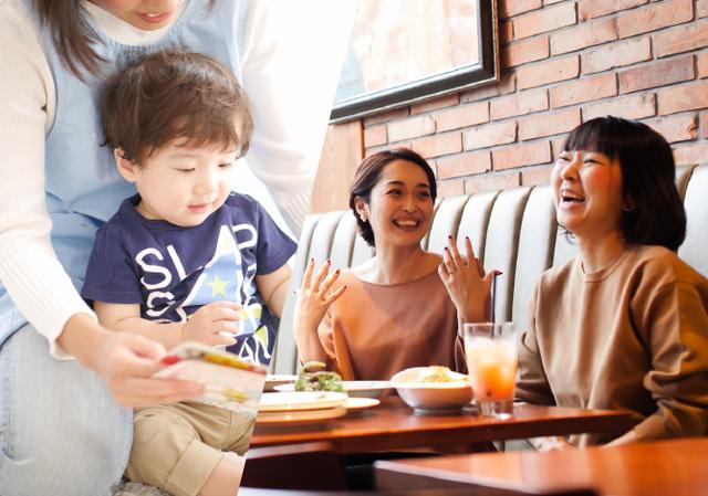 画像: 大阪エリア | 託児付きランチのここるく