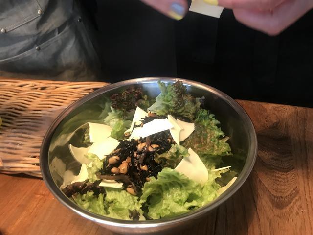 画像3: ヒジキとレタスのサラダ