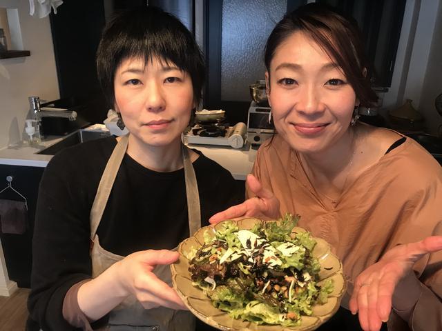 画像6: ヒジキとレタスのサラダ
