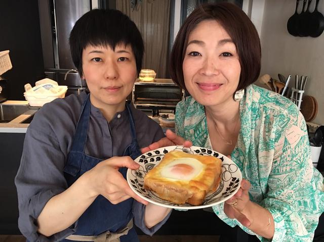 画像5: 目玉焼きチーズトースト
